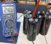 BHC Zwischenkreiskondensator 2400µF 400V