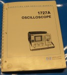 HP1727 Operating & Service-Manual
