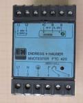 ENDRESS + Hauser Nivotester FTC420