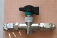 MVA500 G BC200 N14 N14 Gasventil 230Bar