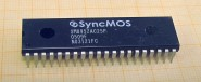 SM8952AC25P SyncMOS 8052-Flash CPU 25MHz