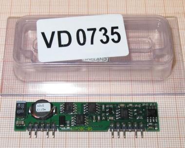 DC-Wandler SIP20C S3V3 E115A Printmontage Artesyn