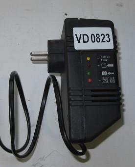 12V Bleiakku Ladegerät mit Ladekontrolle und Verpolungsschutz