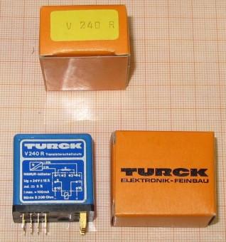 TURCK V240R Transistorschaltstufe für NAMUR Sensoren
