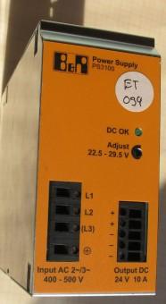 B&R PS3100 24V 10A Netzgerät