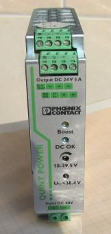 Phoenix Contact QUINT-PS/48DC/24DC/5 24 V/DC 5 A