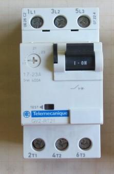 Schneider Electric GV2R Motorschutzschalter