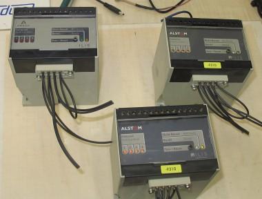 ALSTOM/AREVA  ILIS optisches Fehlerort Auswertegerät