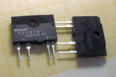S208T01 SHARP Solid State Relay