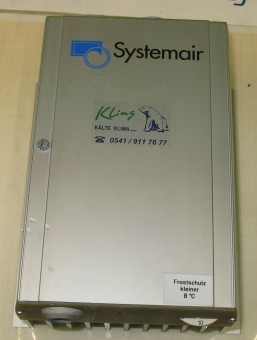 SYSTEMAIR TTC 25A 3X230/400V