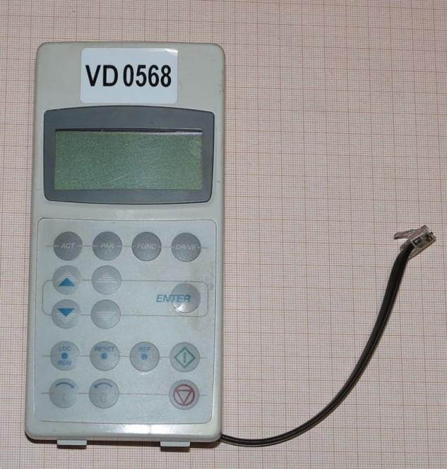 ABB CDP312R Control Panel für ACS800 Umrichter