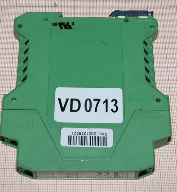 Trennverstärker MCR-C-I/I-04-DC  Für Hutschine
