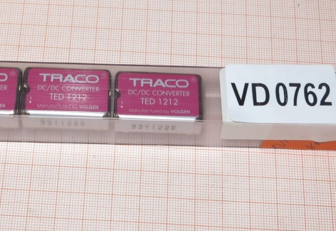TED 1212 DC Converter TRACO