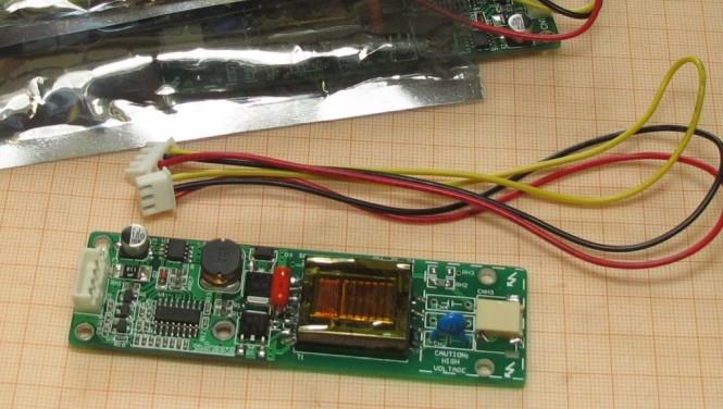 SFM102WX2-INVT CCFL Inverter Sunful