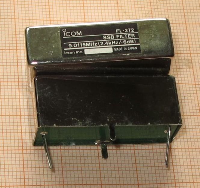 ICOM FL-272 SSB Filter 9.0115 MHz 2,4kHz Bandbreitwe