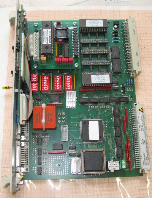 LOGISTAT CP80 A800 ALU 983 ALSTOM