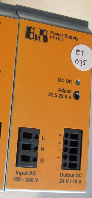 B&R PS1100 24V 10A Netzgerät