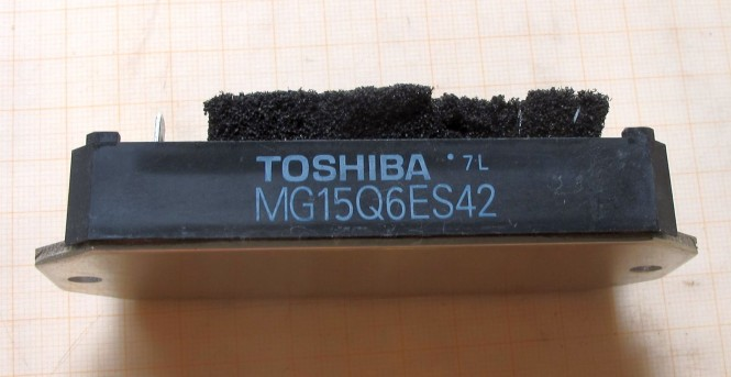 MG15Q6ES42 IGBT Modul THOSHIBA
