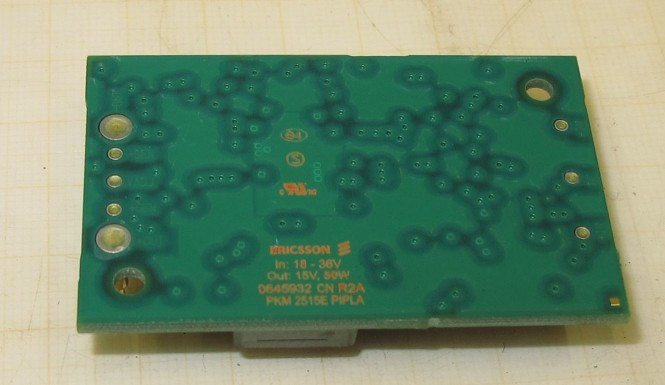 PKM2515E PIPLA 15V 50W DC-Converter Ericsson
