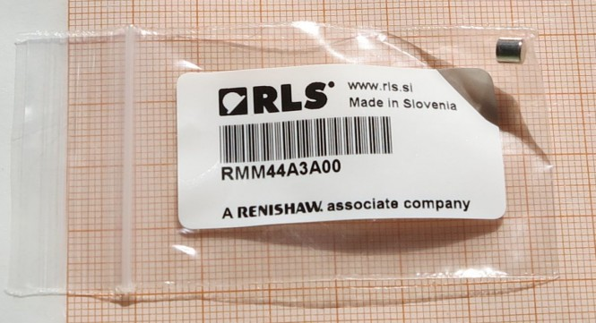 RENISHAW RMM44A3A00 4mm Magnet