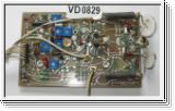 Tektronix KE 3681-00 670-3154 Vertical Amp Ersatzteilplatine