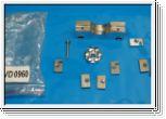 Schlauchpumpen Mechanik für Analysepumpe