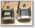 23KM-C051-09V Schrittmotor 2-Phasen 6,3mm Welle