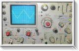 Tektronix 453A 2-Kanal Oszilloskop 60MHz