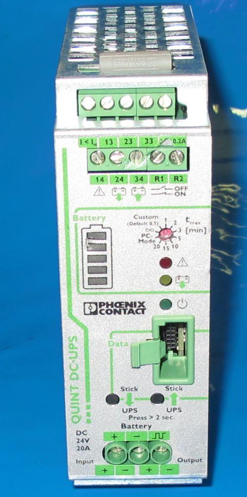 Edel-Schrott Internethandel | Phoenix Contact QUINT-UPS/24DC